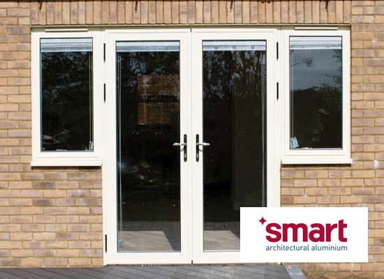 Aluminium doors brighton shaws title=