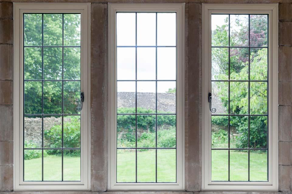 Aluminium windows brighton shaws