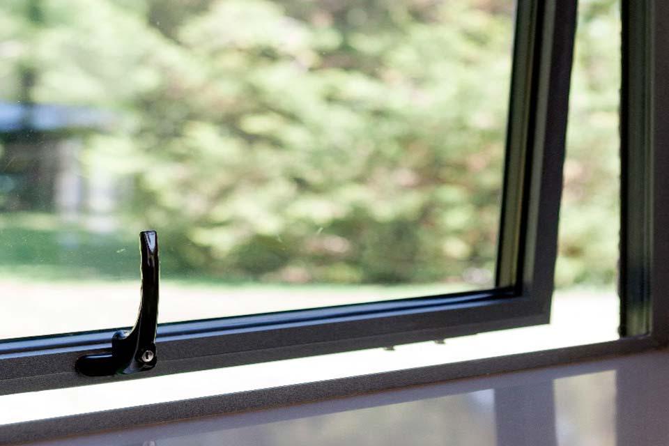 Aluminium windows from shaws