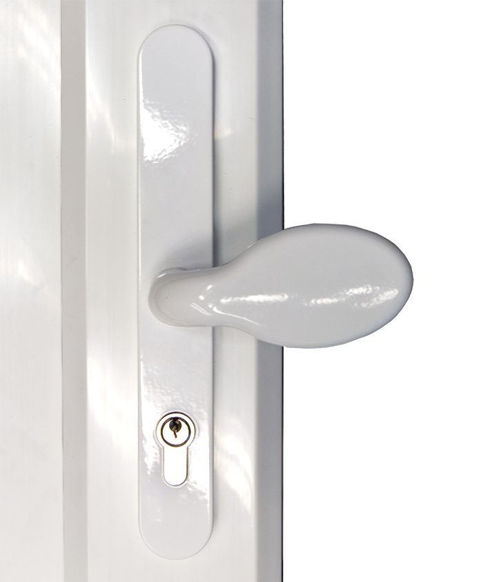 Choices pad handlechoices door lever lever handle from shaws