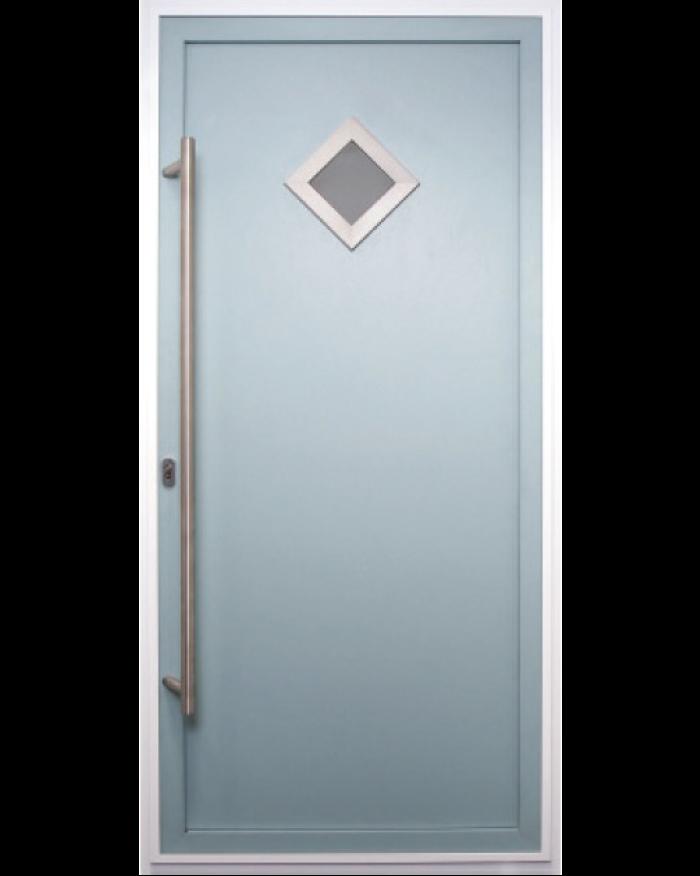 Single Aluminium Doors : Aluminium single doors shaws of brighton
