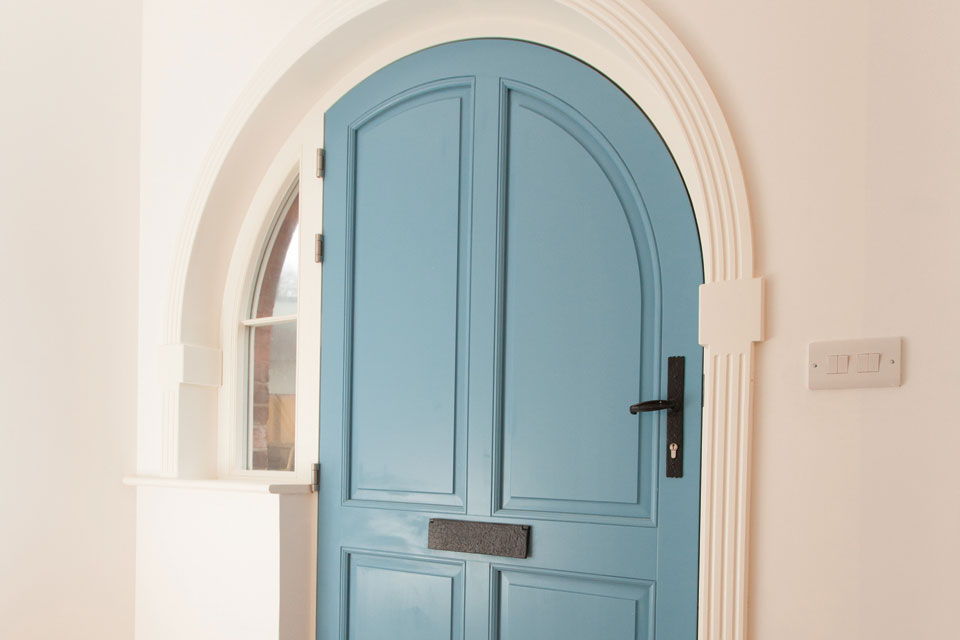 timber single front and back doors timber doors brighton shaws