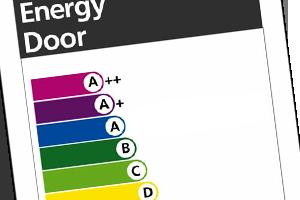 Energy efficient door products