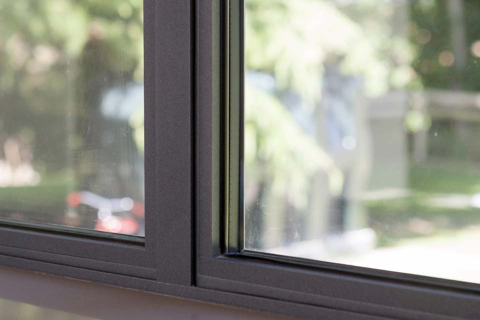 Aluminium steel replacement windows aluminium windows for High performance windows
