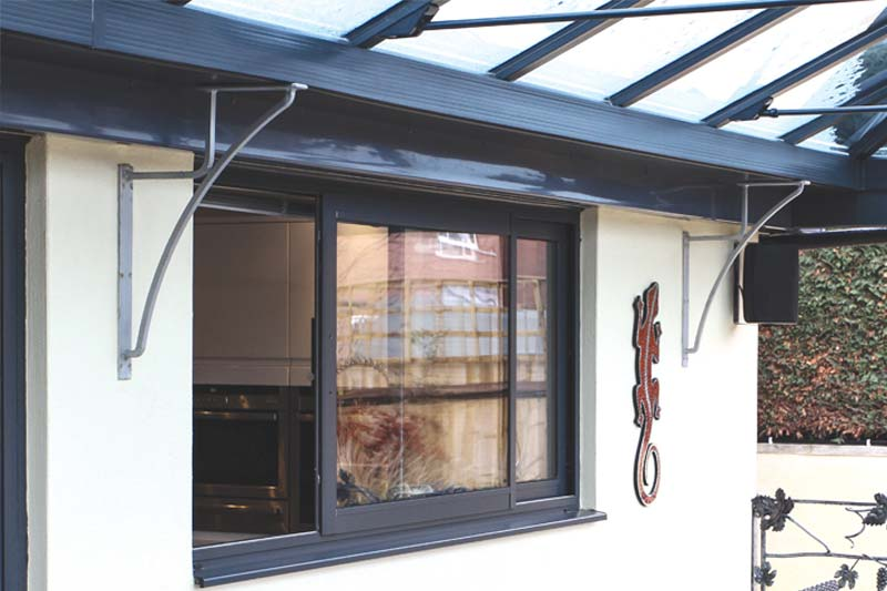 Horizontal sliding aluminium windows brighton
