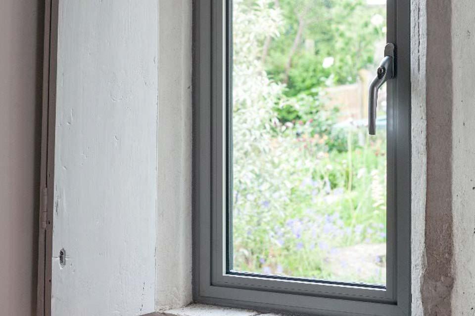 Low maintenenace windows brighton