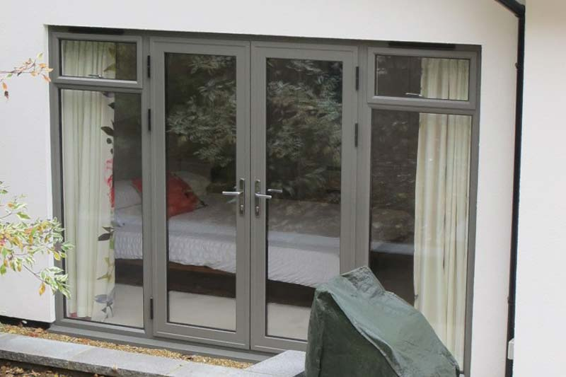 Aluminium french doors aluminium doors shaws of brighton for Aluminum french doors