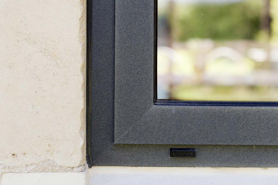 Shaws aluminium steel replacement windows