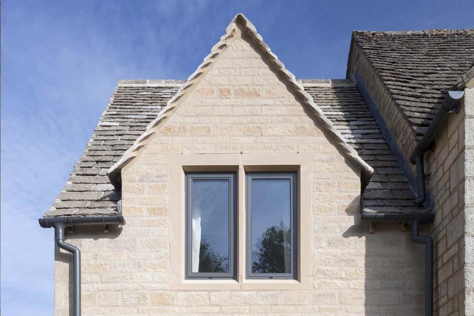 Shaws aluminium windows