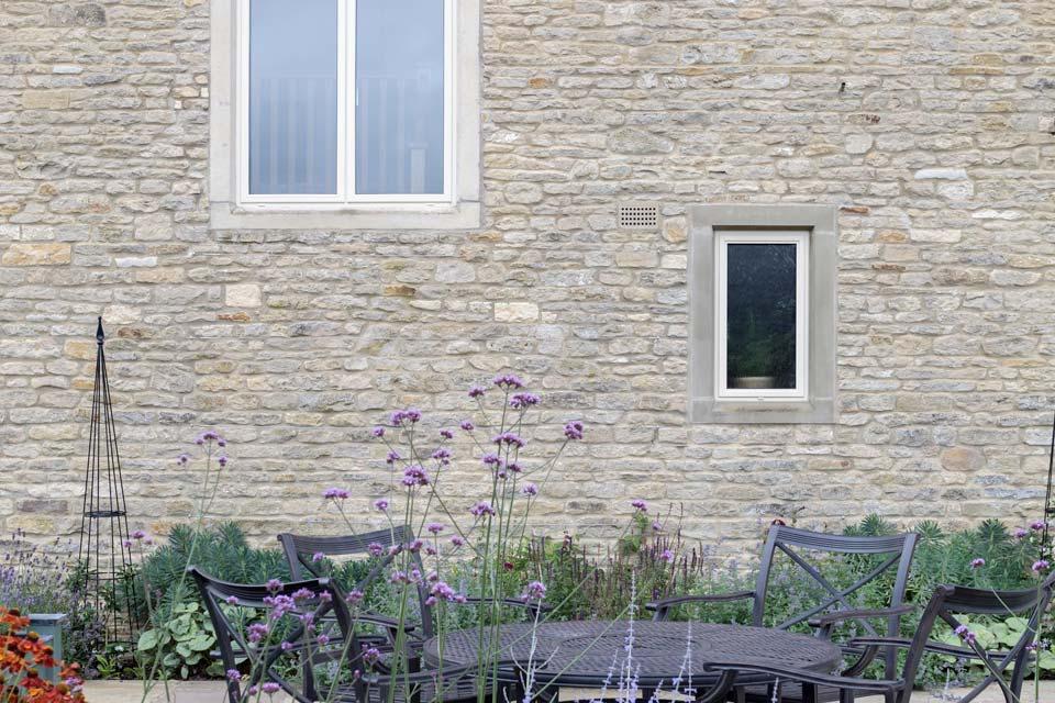 Shaws energy efficient aluminium windows
