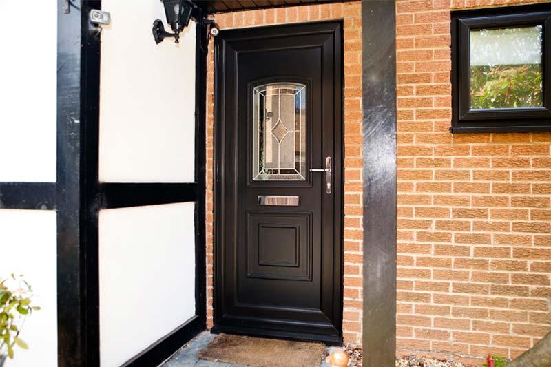 Shaws of brighton timber alternative single doors]