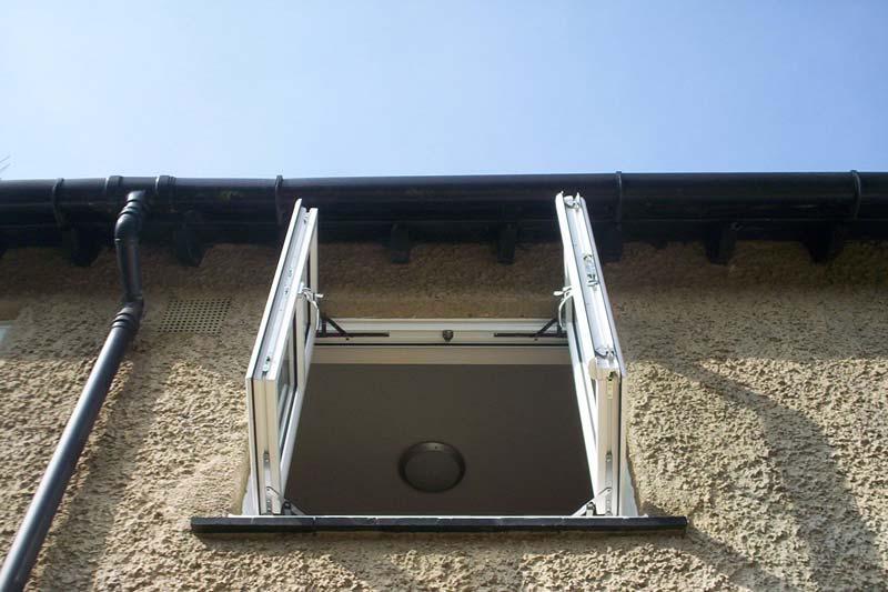 Shaws of brighton upvc french windows