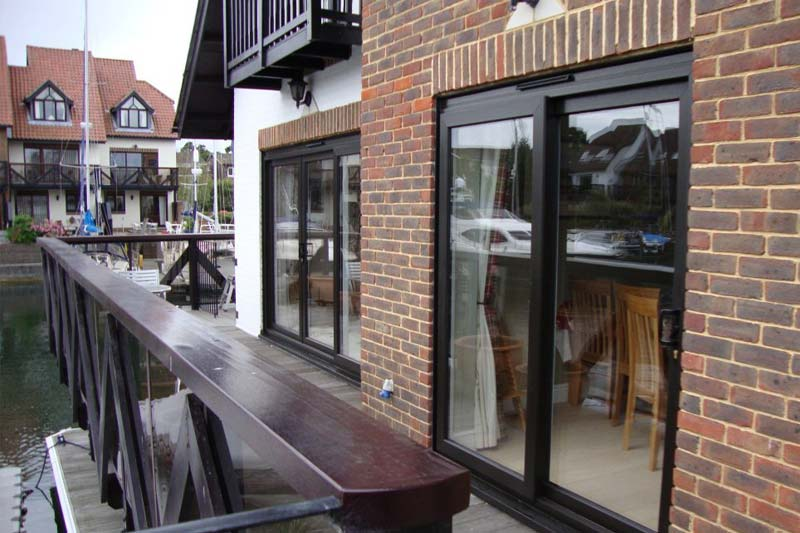 Shaws of brighton upvc patio sliding doors