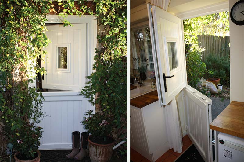 Shaws of brighton upvc stable doors