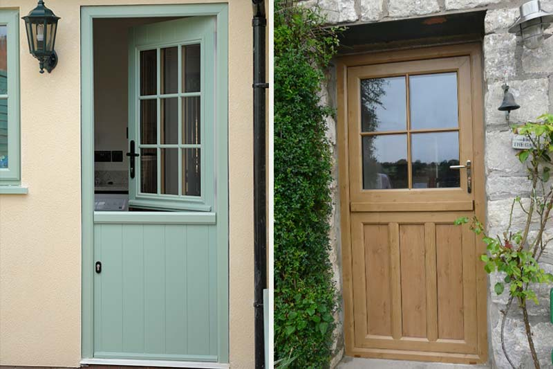 Shaws upvc stable doors