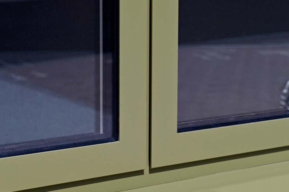 Aluminium Glass Shower Door Noise