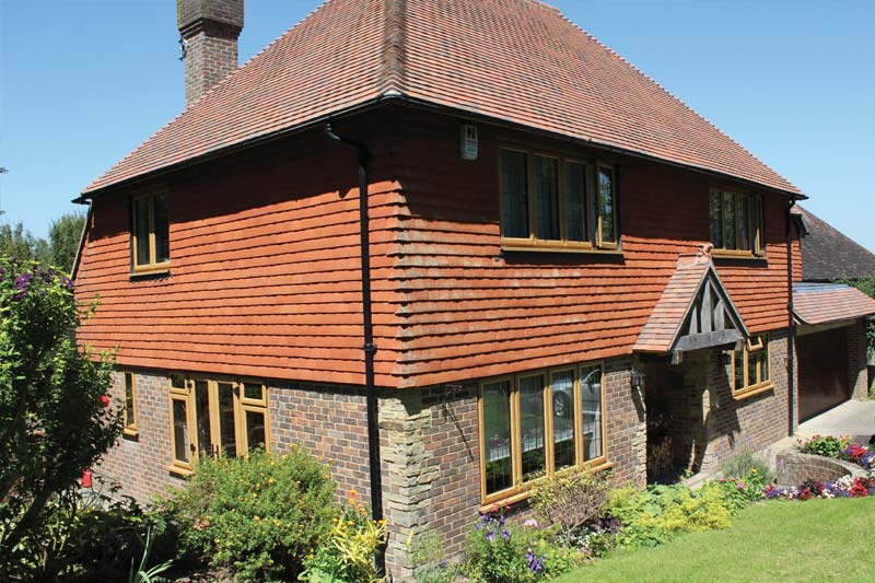 Timber alternative legacy windows from shaws of brighton