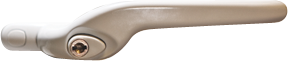 Traditional cranked handle from shaws