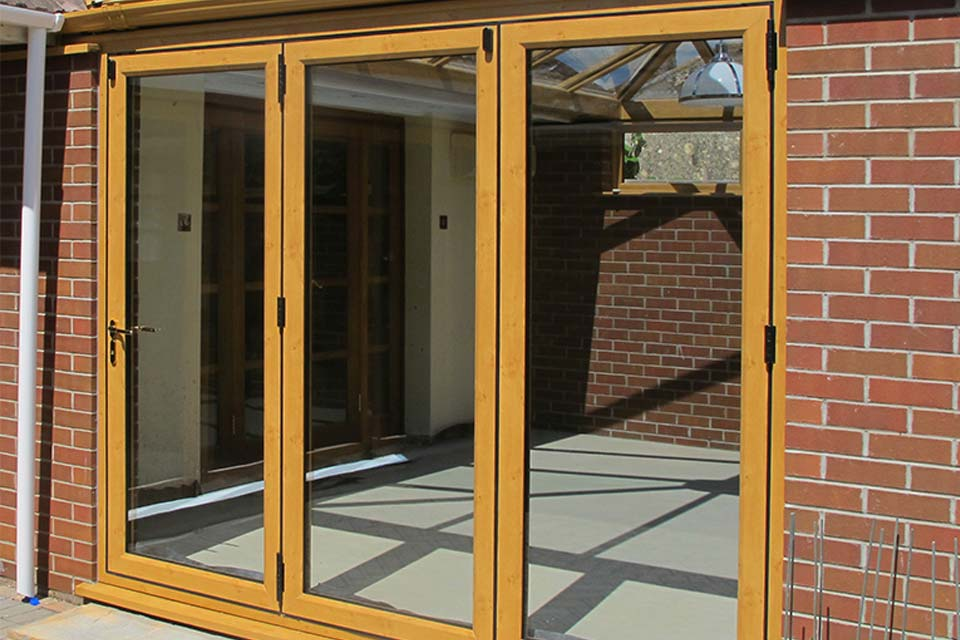 uPVC Bi-folding Doors | uPVC Doors | Shaws of Brighton