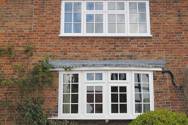 Upvc tilt turn windows from shaws