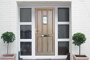 Windows door synergy