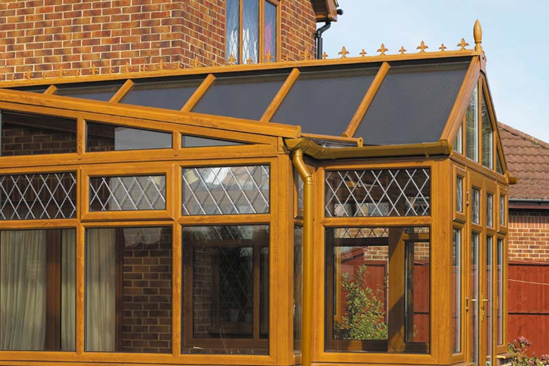 Bespoke conservatories from shaws of brighton