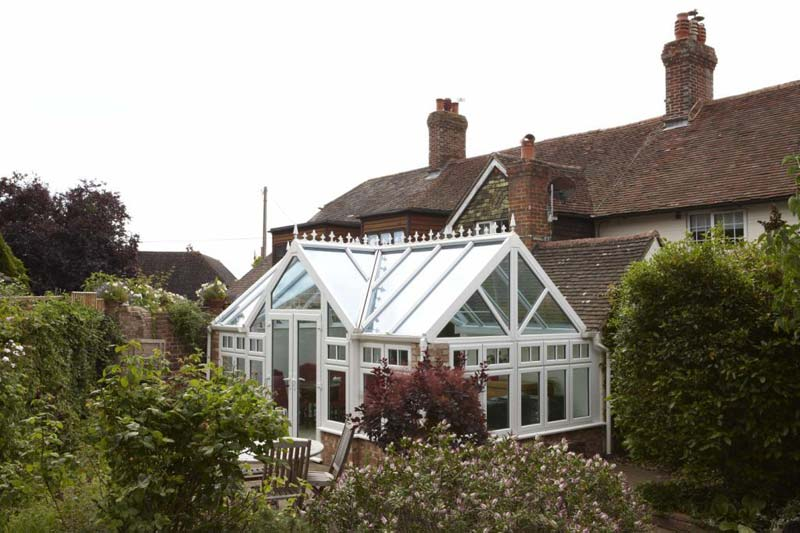 Bespoke conservatories from shaws