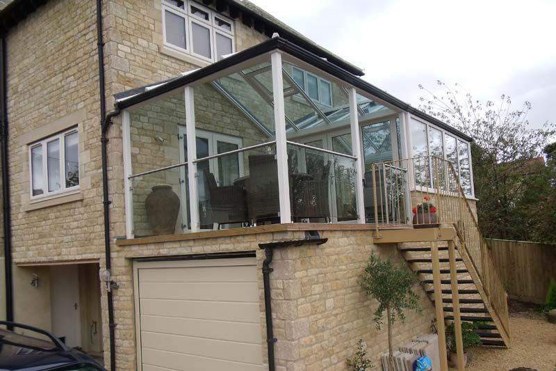 Bespoke conservatories shaws