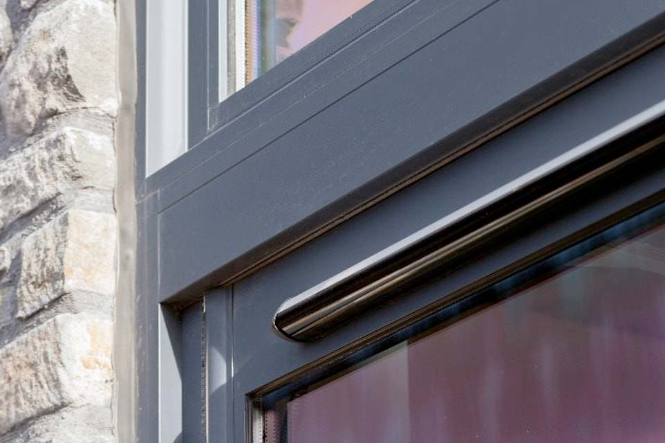 Commercial aluminium from shaws