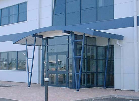 Commercial entrance doors brighton