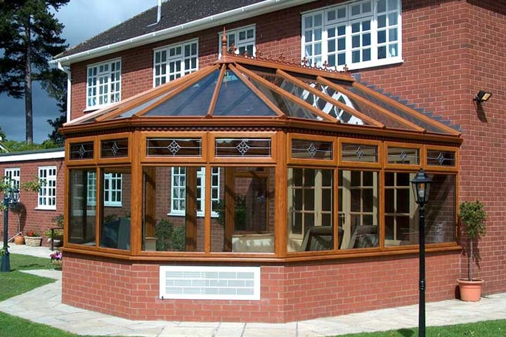 Conservatories shaws of brighton