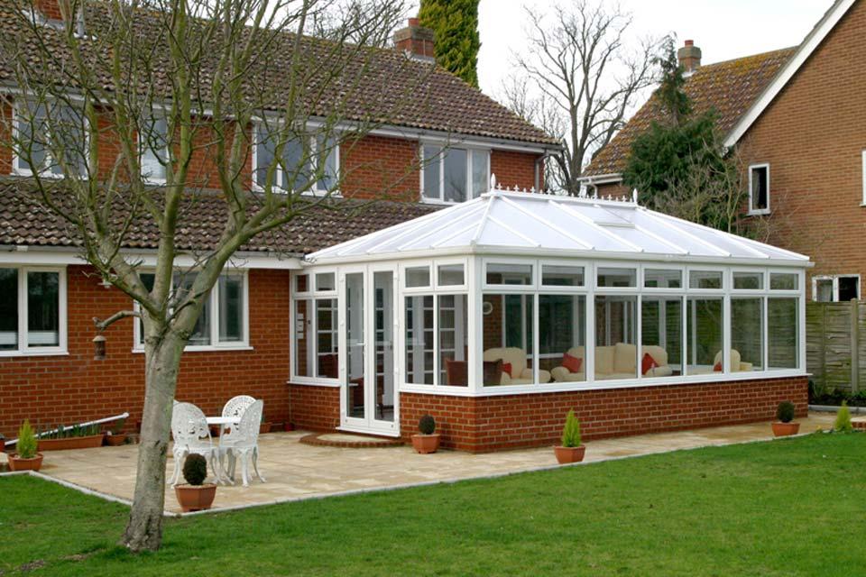 Edwardian conservatory brighton