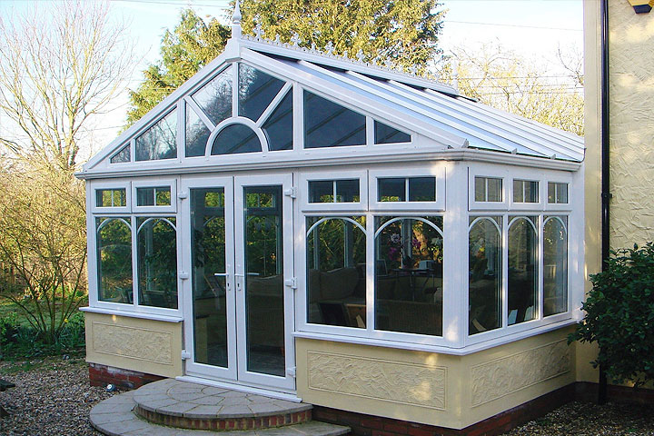 Gable end conservatories brighton