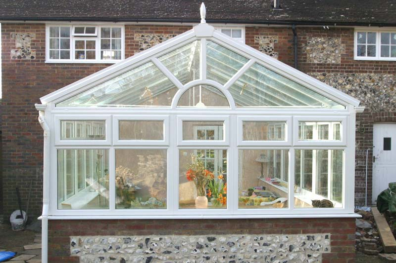 Gable end conservatories from shaws