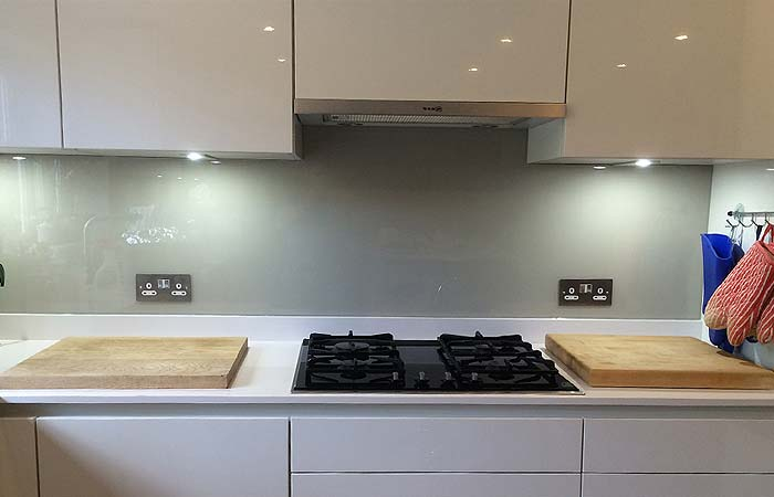 Glass splashbacks brighton