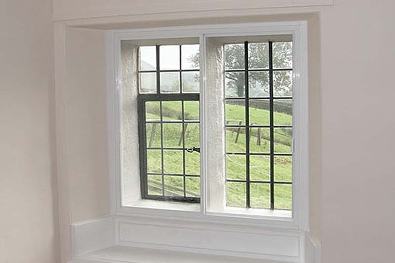 Horizontal sliding secondary glazing brighton