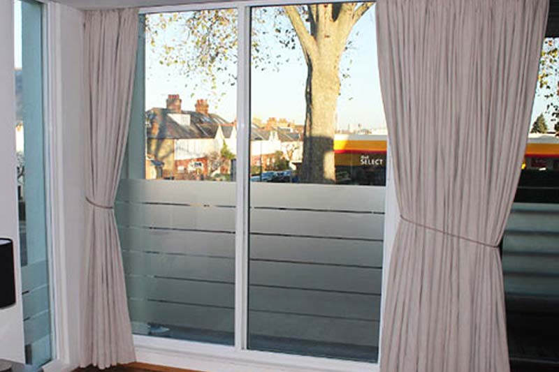 Horizontal sliding secondary glazing shaws of brighton