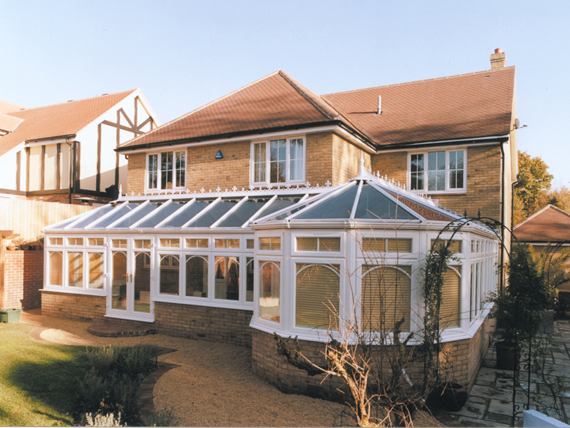 P shaped conservatories spikedesign 2