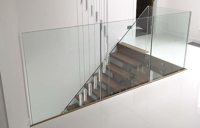 Quality glass staircases brighton