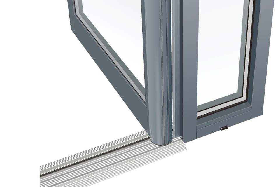 Secure commercial doors shaws