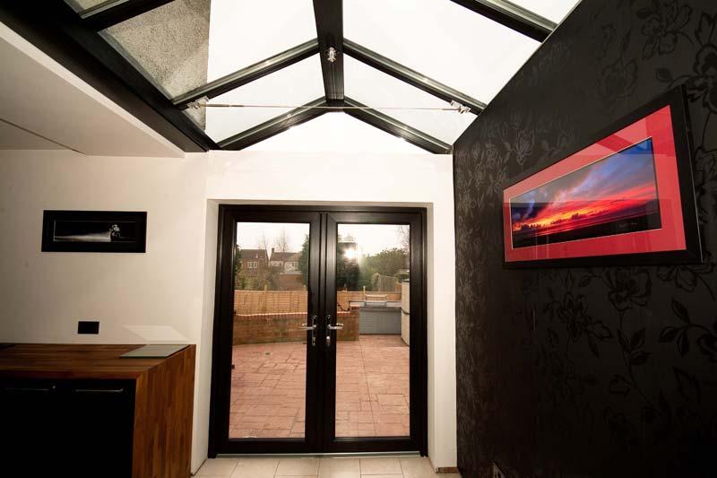 Shaws bespoke conservatories