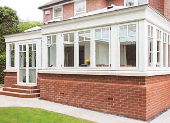 Shaws conservatories brighton