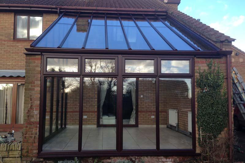 Shaws lean to conservatories brighton