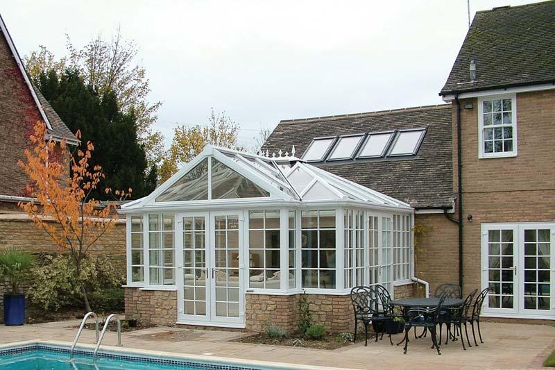 Shaws of brighton bespoke conservatory