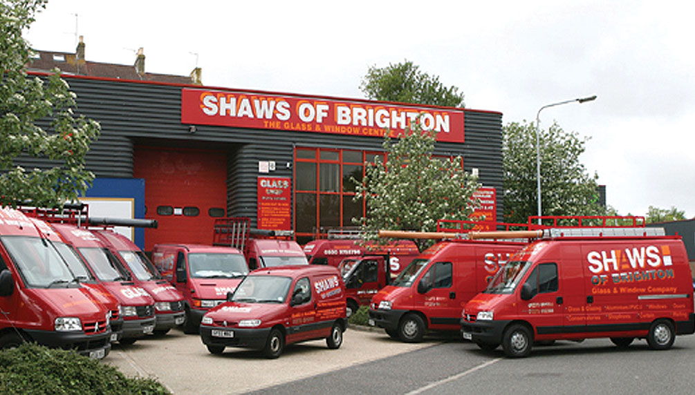 Shaws of brighton