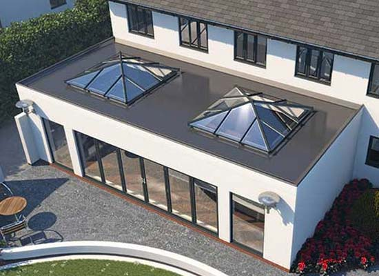 Shaws roof systems brighton
