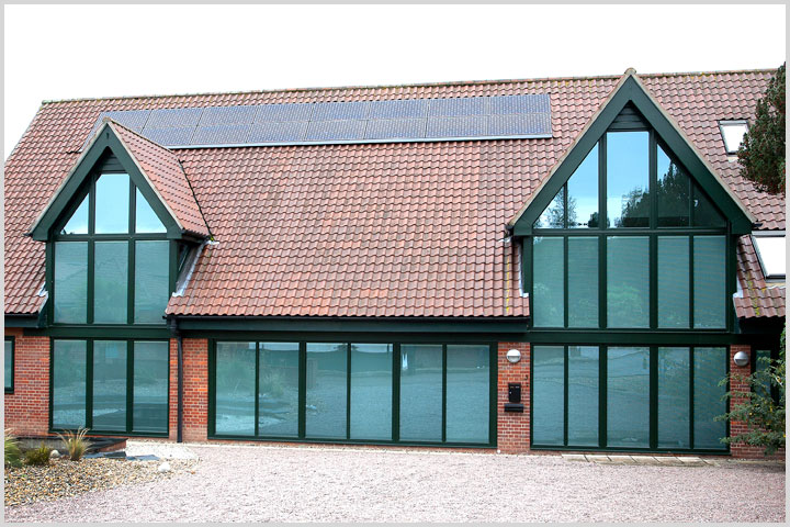 Solar glazing solutions from shaws
