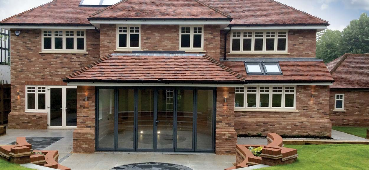 Multifolding doors brighton