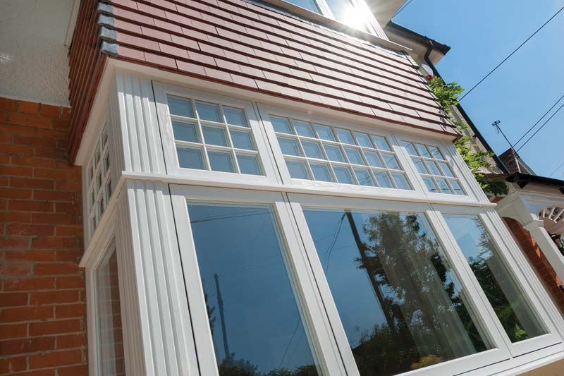100mm flush casement windows brighton