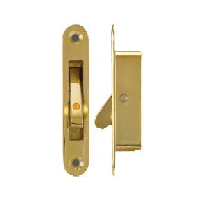 Angel lock brass
